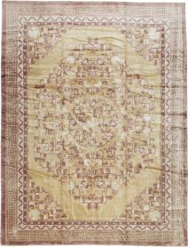 A Chinese Silk Carpet, No. 17079 - Galerie Shabab