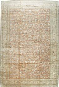 A Nain Carpet, No. 17092 - Galerie Shabab
