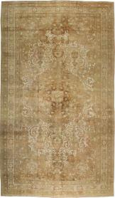 Antique Mashad Carpet, No. 17145 - Galerie Shabab