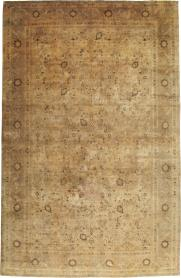 Antique Tabriz Carpet, No. 17179 - Galerie Shabab