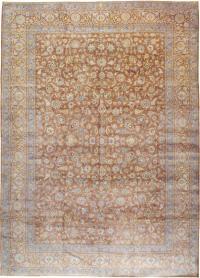 A Kashan Carpet, No. 17195 - Galerie Shabab