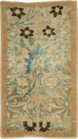 Antique Mashad Rug, No. 17209 - Galerie Shabab
