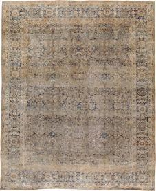 Antique Lavar Kerman Carpet, No. 17217 - Galerie Shabab