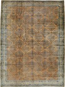 Antique Lahore Carpet, No. 17253 - Galerie Shabab