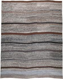 Vintage Kilim, No. 17372 - Galerie Shabab