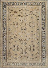 Antique Tabriz Carpet, No. 17479 - Galerie Shabab