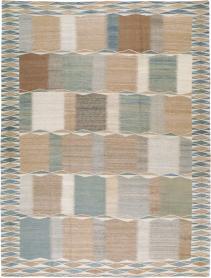 Modernist Kilim, No. 17504 - Galerie Shabab