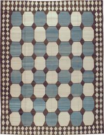 Modernist Kilim, No. 17505 - Galerie Shabab