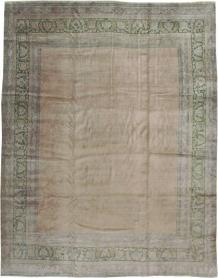 Antique Agra Carpet, No. 17547 - Galerie Shabab