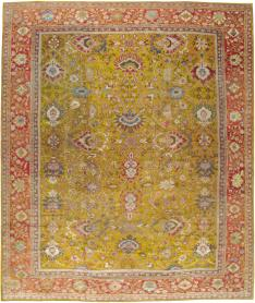 Antique Sultanabad Carpet, No. 17668 - Galerie Shabab