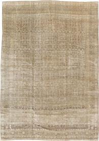 Antique Mashad Carpet, No. 17746 - Galerie Shabab