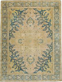 Antique Tabriz Carpet, No. 17764 - Galerie Shabab