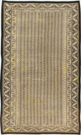 Antique Agra Rug, No. 17800 - Galerie Shabab