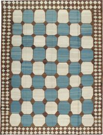 Vintage Kilim, No. 17825 - Galerie Shabab