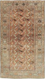 Antique Bidjar Rug, No. 17830 - Galerie Shabab