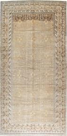 Antique Khotan Gallery Carpet, No. 17875 - Galerie Shabab