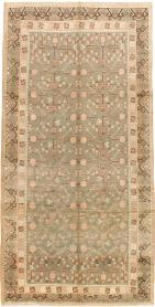 Antique Khotan Gallery Carpet, No. 17880 - Galerie Shabab