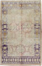 Antique Samarkand Rug, No. 17912 - Galerie Shabab