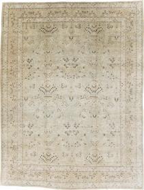 Antique Mashad Carpet, No. 18064 - Galerie Shabab