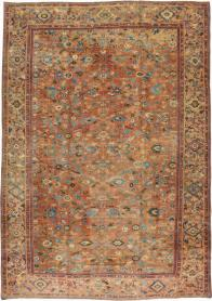 Antique Sultanabad Carpet, No. 18093 - Galerie Shabab