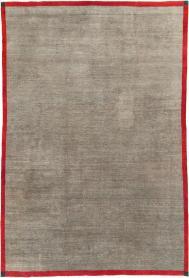 Vintage Mashad Carpet, No. 18142 - Galerie Shabab