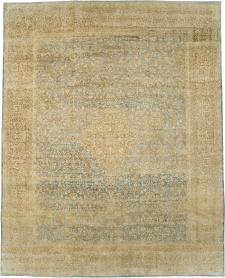 Antique Lavar Kerman Carpet, No. 18170 - Galerie Shabab