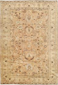Antique Mashad Carpet, No. 18177 - Galerie Shabab