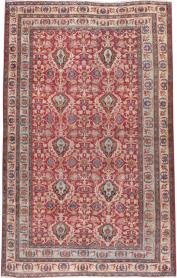 Antique Mashad Carpet, No. 18188 - Galerie Shabab