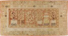 Antique Khotan Gallery Carpet, No. 18212 - Galerie Shabab