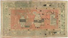 Antique Khotan Gallery Carpet, No. 18213 - Galerie Shabab