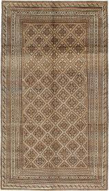 Antique Samarkand Carpet, No. 18239 - Galerie Shabab
