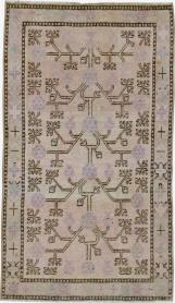 Antique Khotan Rug, No. 18257 - Galerie Shabab