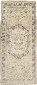 Antique Oushak Rug, No. 18328 - Galerie Shabab