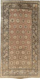 Antique Khotan Gallery Carpet, No. 18427 - Galerie Shabab