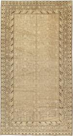 Antique Khotan Carpet, No. 18439 - Galerie Shabab