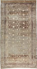 Antique Khotan Gallery Carpet, No. 18441 - Galerie Shabab