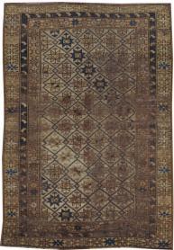 Antique Shirvan Rug, No. 18469 - Galerie Shabab