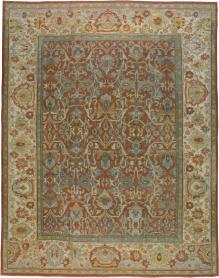Antique Sultanabad Carpet, No. 18537 - Galerie Shabab