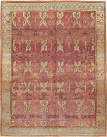 Vintage Indian Carpet, No. 18562 - Galerie Shabab