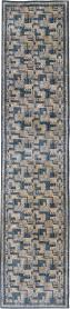Antique Indian Gallery Rug, No. 18595 - Galerie Shabab