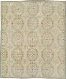 Vintage Lahore Carpet, No. 18659 - Galerie Shabab