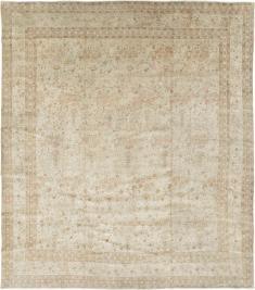 Antique Lavar Kerman Carpet, No. 18672 - Galerie Shabab
