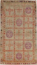 Antique Khotan Rug, No. 18717 - Galerie Shabab