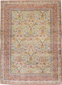 Antique Lahore Carpet, No. 18725 - Galerie Shabab