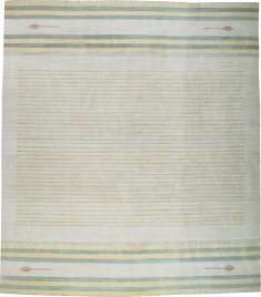 Vintage Dhurrie, No. 18755 - Galerie Shabab