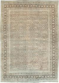 Antique Dorokhsh Carpet, No. 18772 - Galerie Shabab