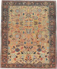 Antique Sultanabad Carpet, No. 18776 - Galerie Shabab