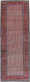 Antique Afshar Gallery Carpet, No. 18791 - Galerie Shabab