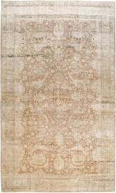 Antique Lavar Kerman Carpet, No. 18804 - Galerie Shabab