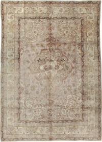 Antique Lahore Carpet, No. 18861 - Galerie Shabab